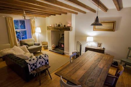 Snowdonia Miner's Cottage