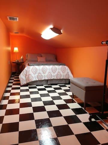 Secret Bedroom