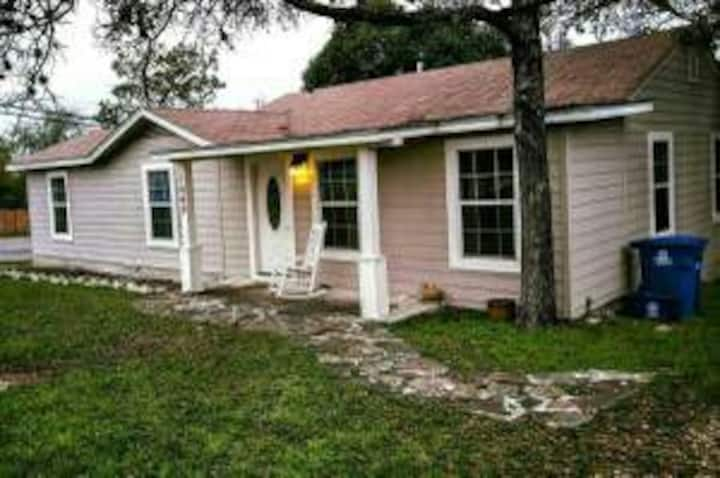 Spacious home in Marble Falls