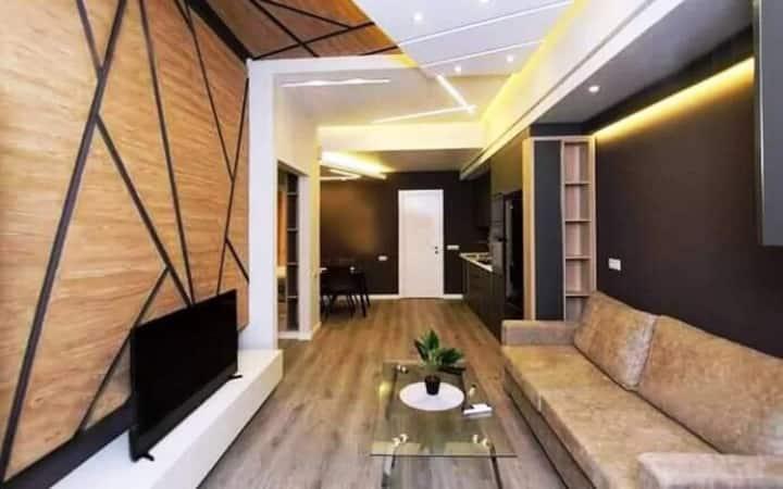 Comfortable beautiful apartment