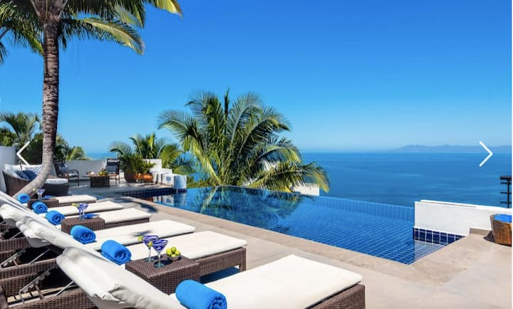 STUNNING SUNSETS  2 PRIVATE POOL PERSONAL CHEF