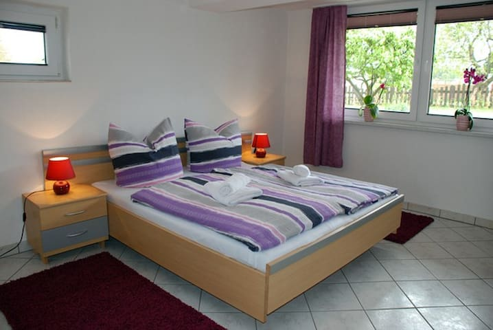Apartment Ruegenurlaub Tiebs - Sehlen - Apartament