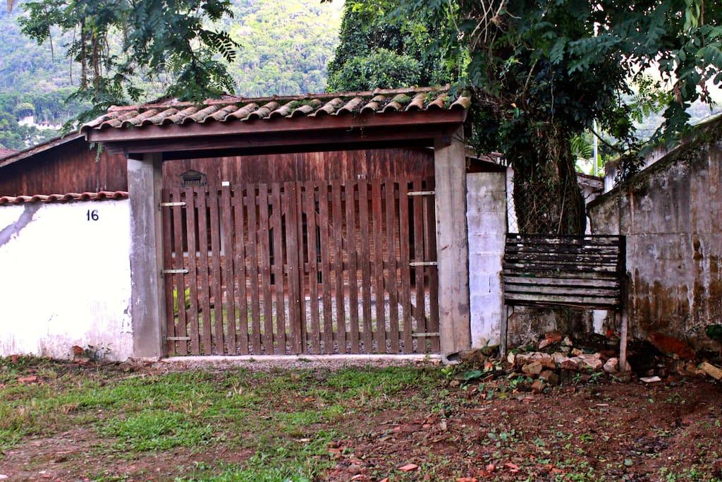 Portão casa