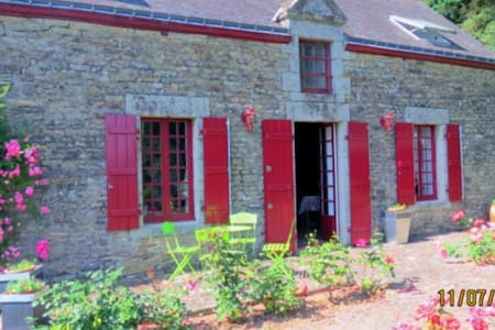 Maison de charme à la campagne - Plaudren - Hus