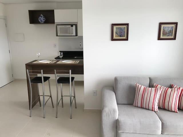 Apartamento Flamboyant 2 dormitórios
