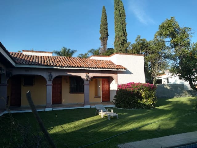 Beautiful Villa in Lomas de Cocoyoc, Morelos