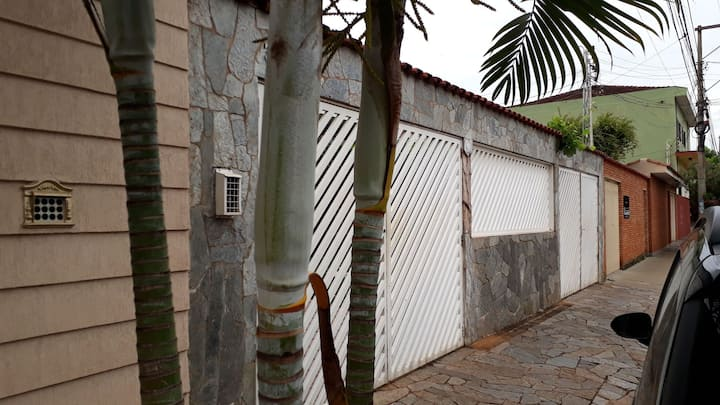 "Casa aconchegante de ""vó"""