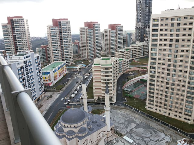 Comfortable flat for couples far from traffic city - 伊斯坦布爾 - 公寓
