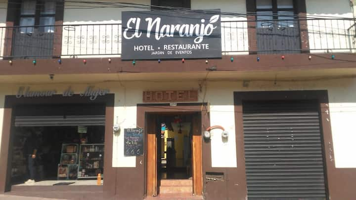 Hotel Restaurante El Naranjo Amealco