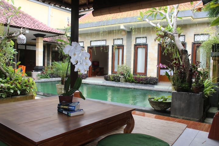 The Sujana Ubud - Guest House # 3 BR-Room Only