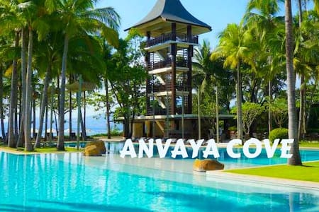 Anvaya Cove, 110C, Seabreeze Verandas  1BR Unit