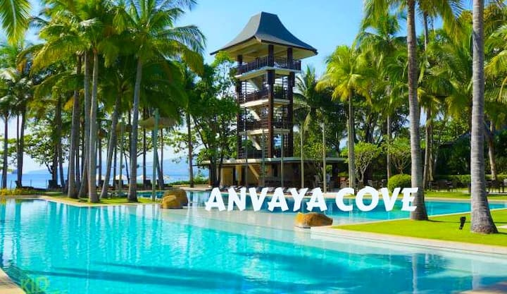 Anvaya Cove, 110C, Seabreeze Verandas  1BR Unit