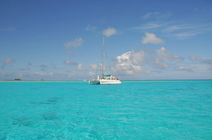 Sailing French Marquesas