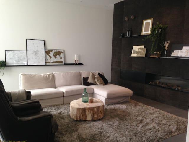 Luxurious & Spacious city loft | Area 'Ledig Erf' - Utrecht - Apto. en complejo residencial