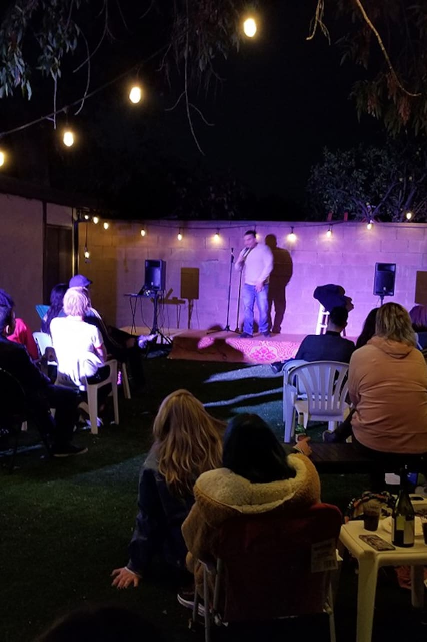 The WORKAHOLICS HOUSE Comedy Show