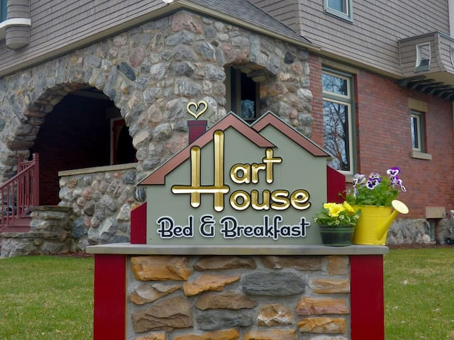 Hart House Bed and Breakfast - Hart - Szoba reggelivel