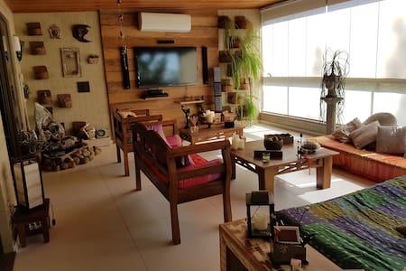 Suite aconchegante c vaga garagem - Rio de Janeiro - Apartament