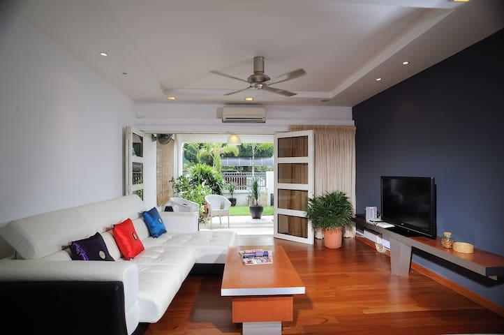 21 Pandanusa TTDI - Kuala Lumpur - Casa