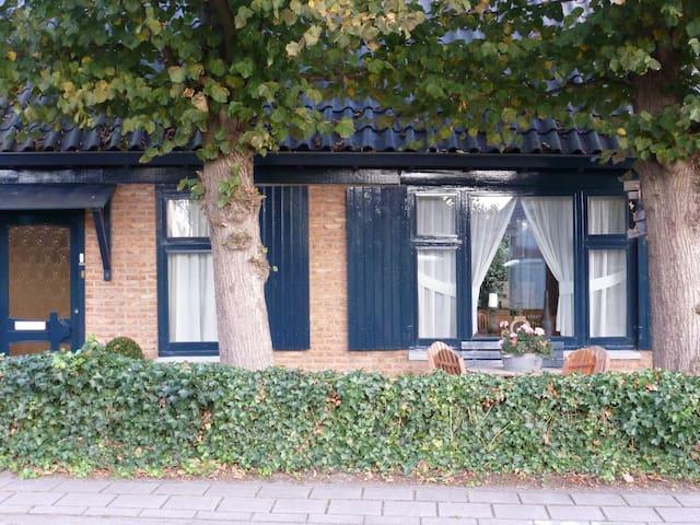 Charming house near Amsterdam/Schiphol/tulipfields - De Kwakel - Dom