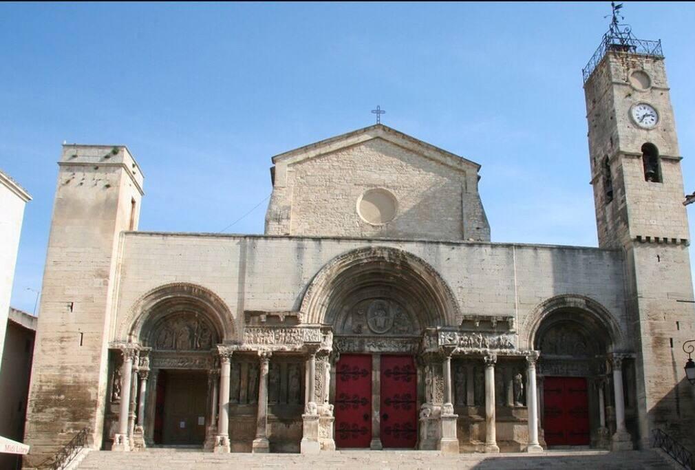 Abatialle de Saint Gilles