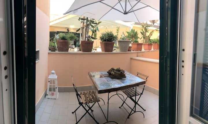 """""""Casetta del Borghetto"""" - Centro storico Nettuno"""