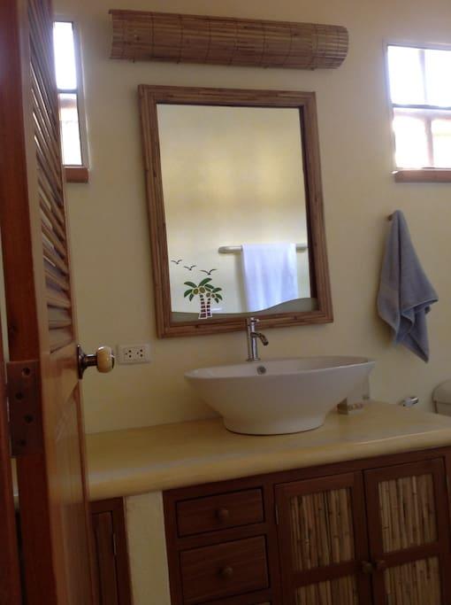 Bathroom in Fairy bedroom