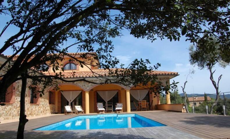 Studio-Loft in Carlos's House  - Santa Cristina d'Aro - Loteng