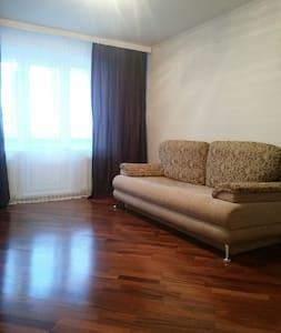 Квартира с евро-ом на Виноградова!!!Простор и уют - Tver' - 公寓