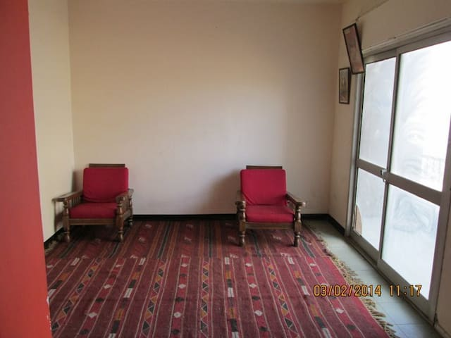 Kornish Nile,Nile view,Private Room - Al Abageyah - Appartement