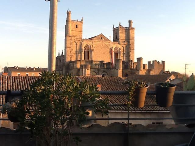 Loft design centre de Narbonne