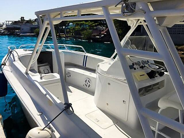 38ft Speedboat - Rent your own boat for a day! - Cartagena - Boat
