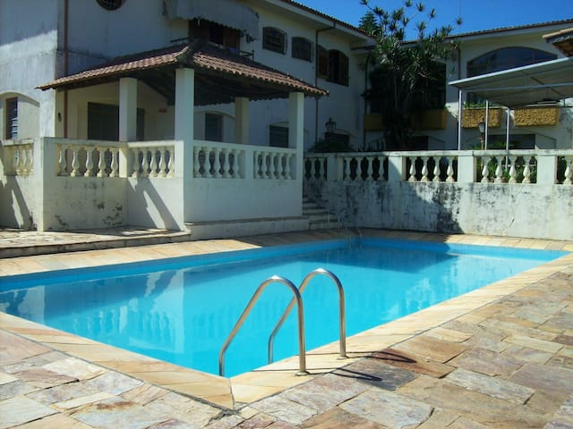 House in Muzambinho Carnival 2014 - Muzambinho - Huis