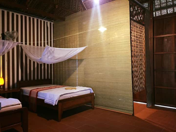 Jardin Du Mekong Homestay - DB 03 (Full package)