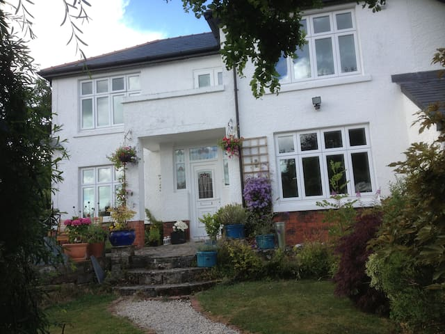 Discover Mid Wales and Wales from Builth Wells. - Builth Wells - Bed & Breakfast