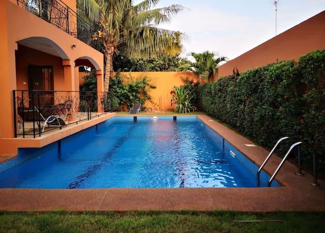 Agréable studio au coeur de Lomé