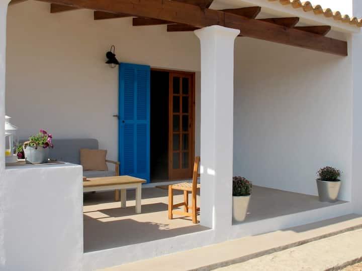 Acogedora casa de campo con jardín, Casa Snoopy