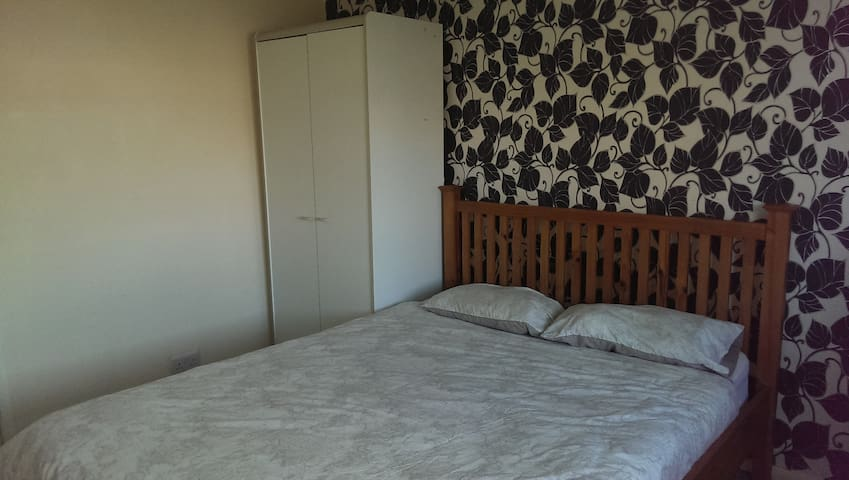 Double Room In Croxteth, Near Aintree Hospital - Liverpool - Rumah