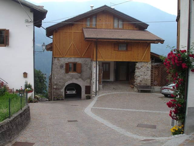 Mountain holiday in Rumo ! - Mione-corte Inferiore - Wohnung