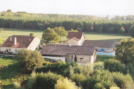 B&B 3 rooms Gironde and Landes - Bernos-Beaulac