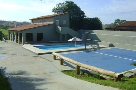 Chacara Recanto Lúcia Helena - Limeira - Zomerhuis/Cottage