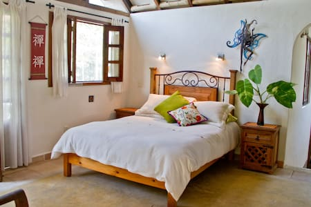 Peaceful Central Garden Apartment - Playa del Carmen