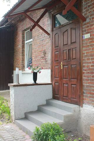 маленький домик в самом центре - Hrodna - Pis