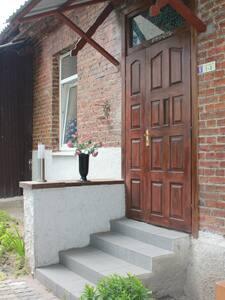 маленький домик в самом центре - Hrodna - Appartement