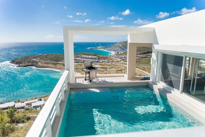 Villa Préstige - Luxurious 3 bedroom by the Beach
