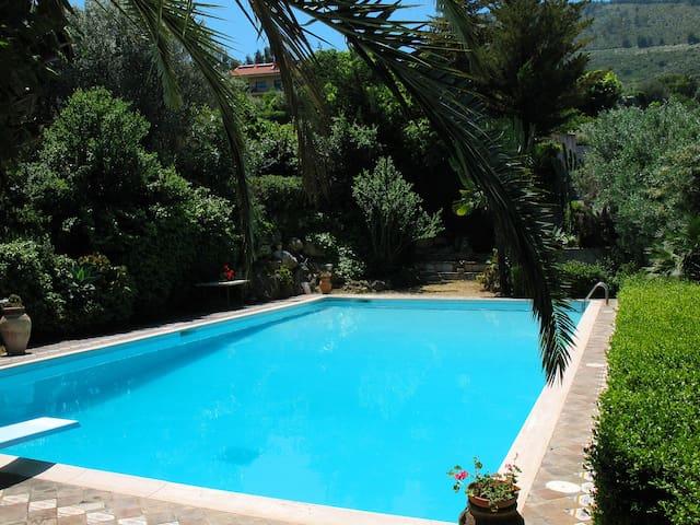 Giardino degli Ulivi - Palermo - Villa