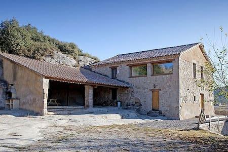 Palau del Roc - Casa Rural -1h Bcn - Santa Maria de Merlès