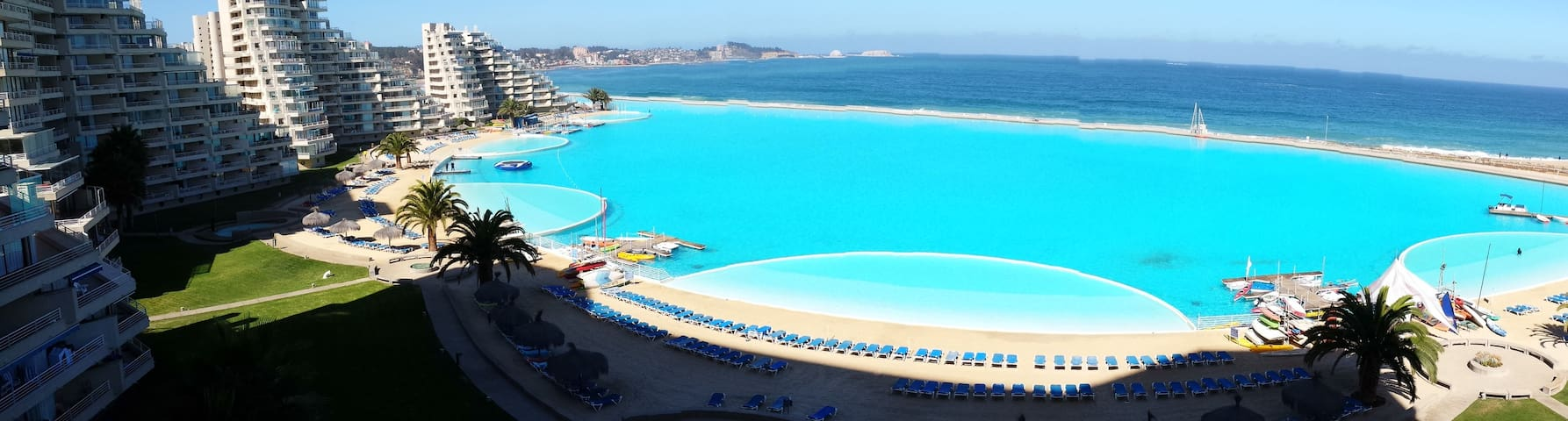 RESORT SAN ALFONSO DEL MAR - Algarrobo - Pis