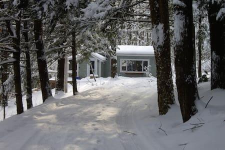 Pavillon des chutes - Frelighsburg - Lomamökki