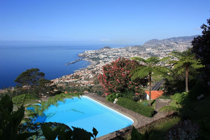 Vue imprenable sur Funchal - Funchal - Apartamento