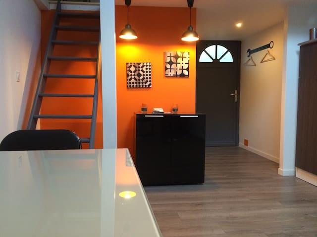 Le Pendentif- Studio avec mezzanine - Bourg-lès-Valence